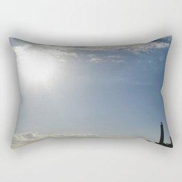 Faro Maspalomas, Gran Canaria, Spain Rectangular Pillow