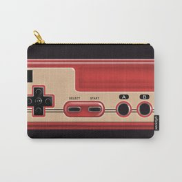 Famicom Carry-All Pouch