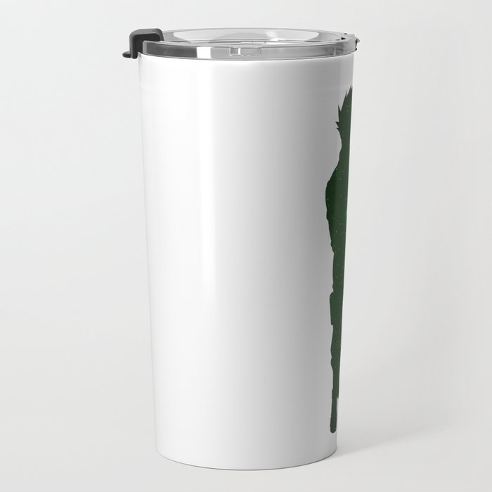 Anime Space Inspired Shirt Travel Mug