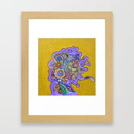 A Beautiful Soul Framed Art Print