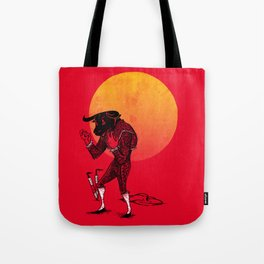 Matador's Dilemma Tote Bag