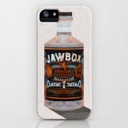 Gin // 01 iPhone Case