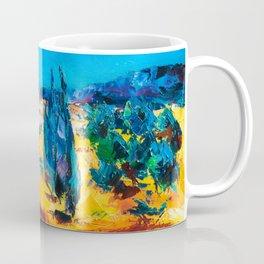 Sunny Day In Provence Coffee Mug