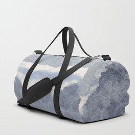 Glacial Mountainscape Duffle Bag