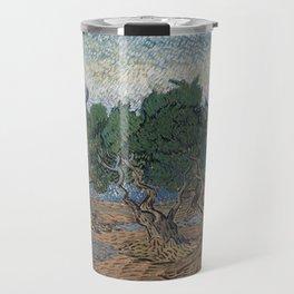 Vincent Van Gogh - Olive grove Travel Mug