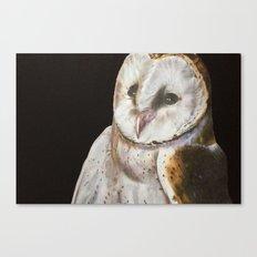 Nighty Owl Canvas Print
