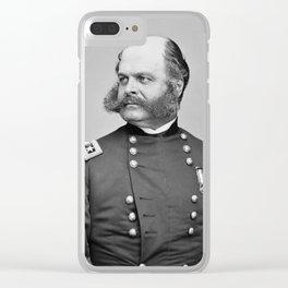 General Burnside Clear iPhone Case