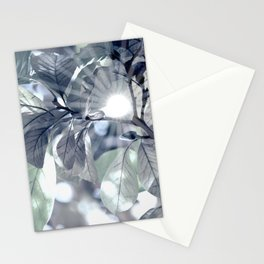 Leaves in my fantasy Stationery Cards