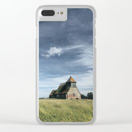 Stillness of Time Clear iPhone Case