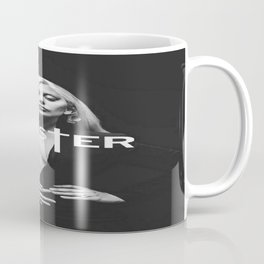 Lady Gaga's Portrait Monster Coffee Mug