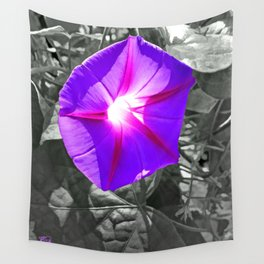 Floral Light Wall Tapestry