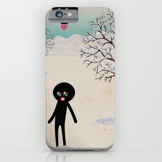 b r r r iPhone & iPod Case