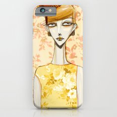 flowerella 4 Slim Case iPhone 6s