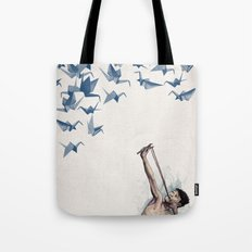 Lucky Shot Tote Bag