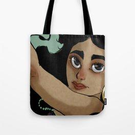 Esmeralda Tote Bag