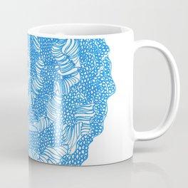 March's Blue 5    | Artline Drawing Pens Sketch Coffee Mug