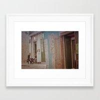 doors Framed Art Prints featuring Doors by Sébastien BOUVIER