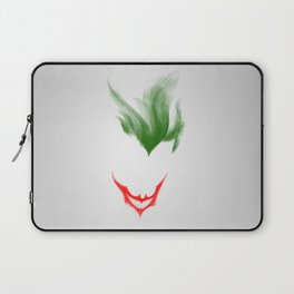 The Dark Joke Laptop Sleeve