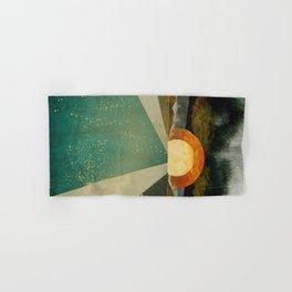 Retro Sunset Hand & Bath Towel