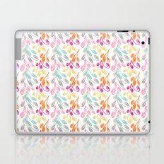 Smaller Colorful Swirls Laptop & iPad Skin