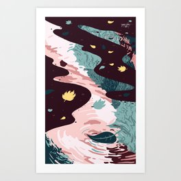 Sanctuary XXXII Art Print
