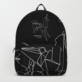 Origami Unicorn Backpack