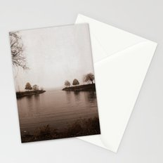 Winter's Breath is Here Stationery Cards