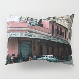 La Floridita Pillow Sham