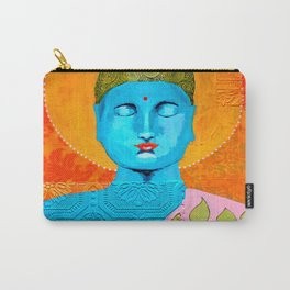 Even the Buddha needs a cuppa Carry-All Pouch