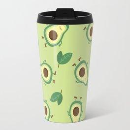 Happy Avocados Travel Mug