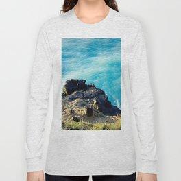 Dashing Rocks Long Sleeve T-shirt