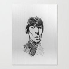 keef Canvas Print