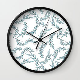 Kelp it simple Wall Clock