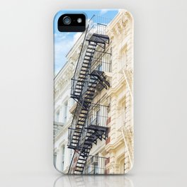 Summer in Soho iPhone Case