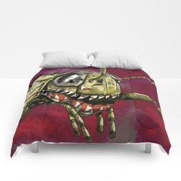 War Paint Comforters