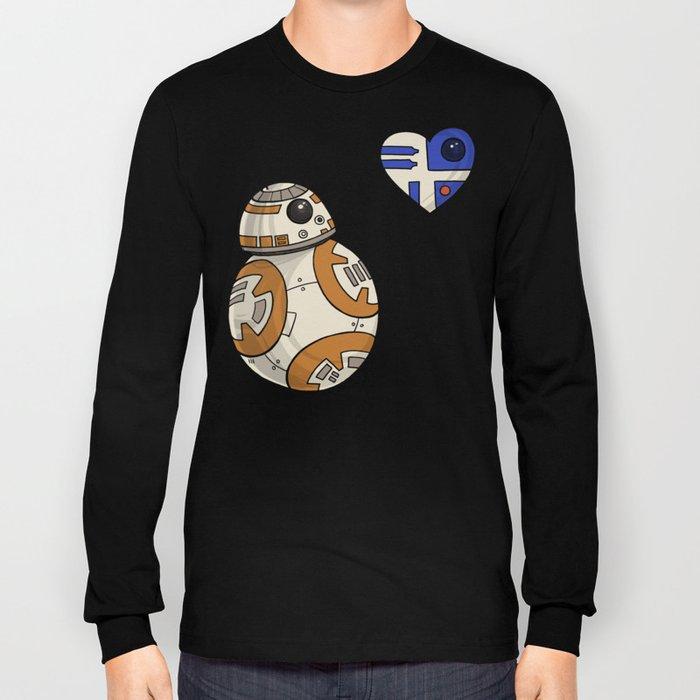 Droid Love Long Sleeve T-shirt
