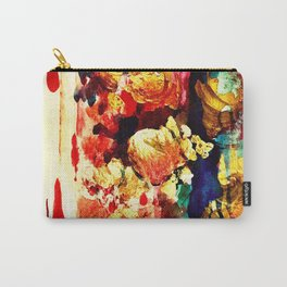 Lustre Carry-All Pouch