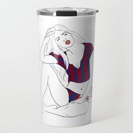 Bologna | Serie A pin up Travel Mug