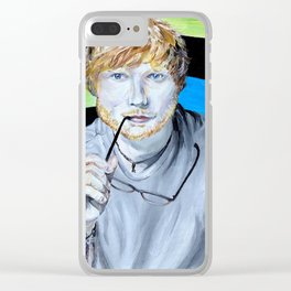 Ed - No. 6 Collab Clear iPhone Case