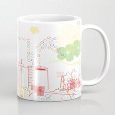 Crayon Portland Oregon Mug