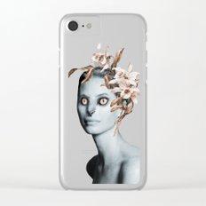 Werewoman Clear iPhone Case