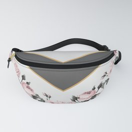 Always beautiful roses Fanny Pack