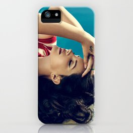Queen Del Rey iPhone Case