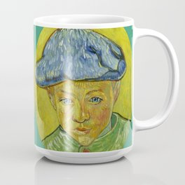 "Vincent van Gogh ""Portrait of Camille Roulin"" Coffee Mug"