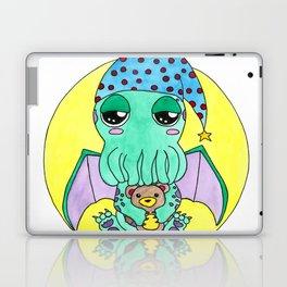 Night night Cute-thulu Laptop & iPad Skin