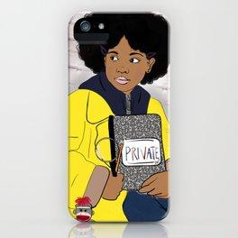Harriet the Spy iPhone Case