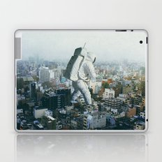 Stepping On Laptop & iPad Skin