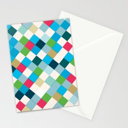Colorful Mosaic Stationery Cards