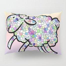 Mosaic Lamb Pillow Sham