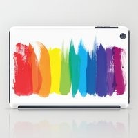 pride iPad Cases featuring Pride by Blind River